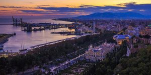 Málaga alojamientos baratos