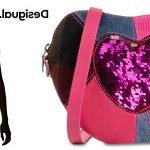 Mini bolso monedero Desigual 19wgxw01 para niñas barato en Amazon