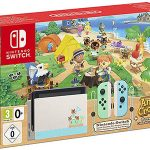 Consola Nintendo Switch edición Animal Crossing New Horizons (Edición Limitada)