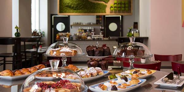 oferta alojamiento con desayunos en hotel céntrico Savona Suites 18 Milán