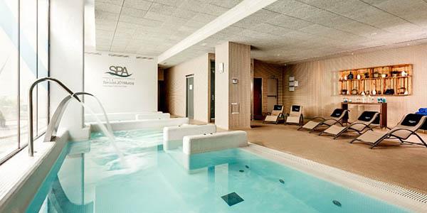 oferta estancia con spa en Murcia Sercotel