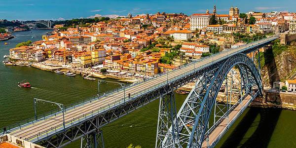 Oporto viaje con crucero por el Duero y visita a bodega oferta