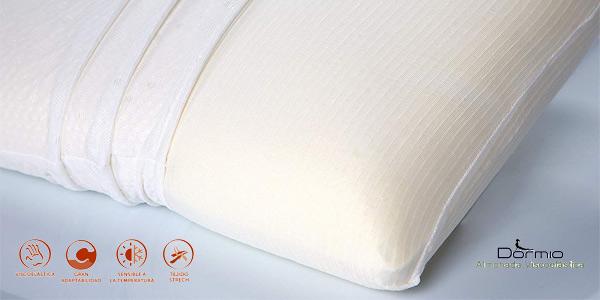 Pack x2 almohada viscoelástica Dormio chollo en Amazon