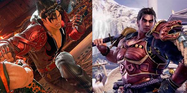 Pack Tekken 7 + SoulCalibur VI para PS4 barato