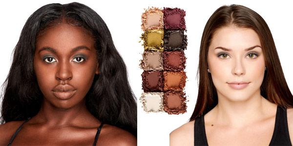 Paleta de sombras de ojos NYX Professional Makeup Perfect Filter chollo en Amazon