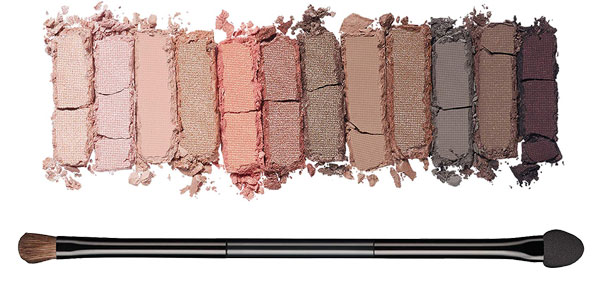 Paleta de Sombras Rimmel London Magnifeyes Palette Blush Edition chollo en Amazon