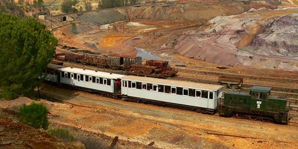 Parque minero Riotinto escapada barata