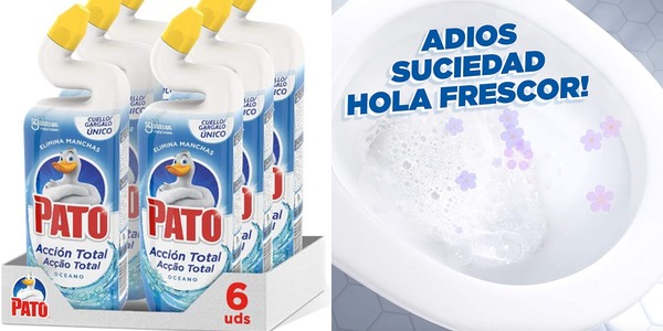 pato WC barato