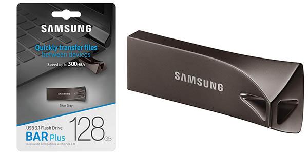Pendrive Samsung MUF-128BE4/EU de 128 GB USB 3.0