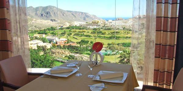 plan romántico para San Valentín hotel Envía Almería barato