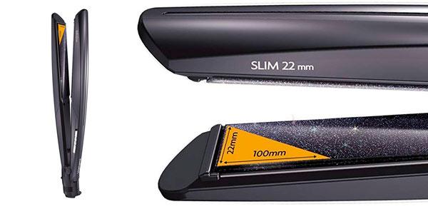 Plancha de pelo Babyliss Diamond Slim ST32 en oferta en Amazon
