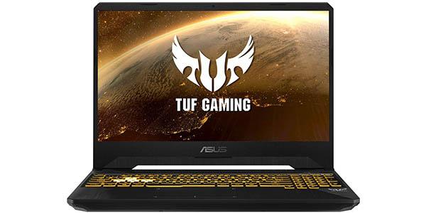 "Portátil Asus TUF Gaming FX505GT-BQ025 de 15.6"" FullHD"
