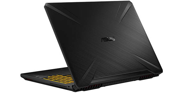 "Portátil Asus TUF Gaming FX505GT-BQ025 de 15.6"" FullHD en Amazon"