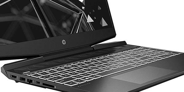 "Portátil HP Pavilion Gaming 15-dk0025ns de 15.6"" Full HD en Amazon"