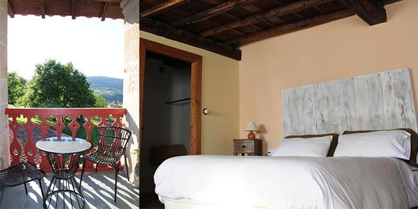 Rectoral de Anllo alojamiento barato cerca Cañón del Sil