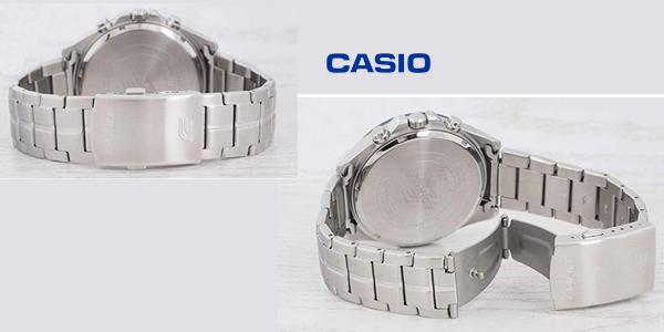 Reloj cronógrafo Casio Edifice EFR-556DB-2AVUEF para hombre chollazo en Amazon