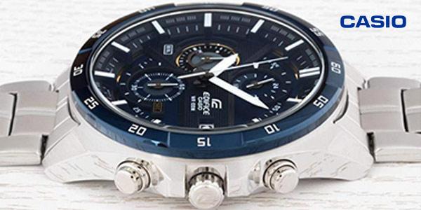 Reloj cronógrafo Casio Edifice EFR-556DB-2AVUEF para hombre chollo en Amazon