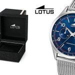 Reloj cronógrafo Lotus Smart Casual 18555/3 para hombre barato en Amazon