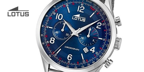 Reloj cronógrafo Lotus Smart Casual 18555/3 para hombre chollo en Amazon