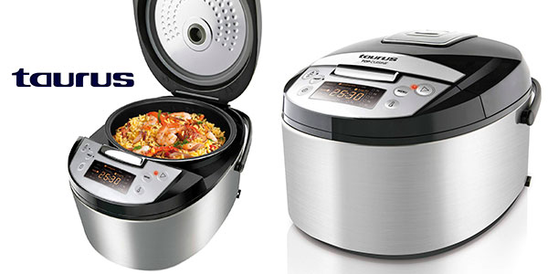 Robot de cocina Taurus Top Cuisine de 5 litros barato