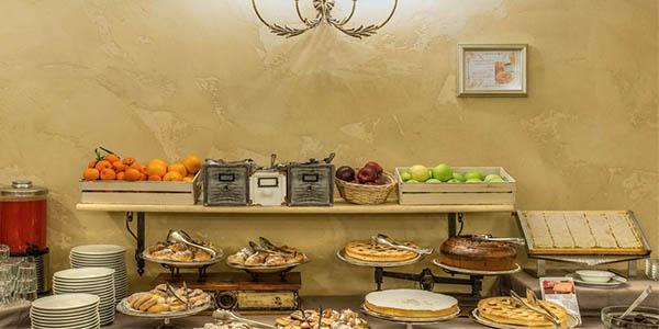 Roma alojamiento Hotel Veneto Palace viaje barato