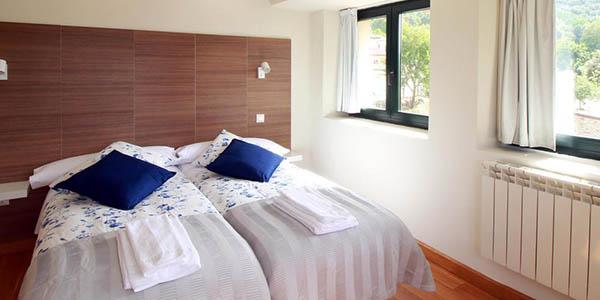 Romanika del Fellini alojamiento barato en Burgos cerca de Covanera y el pozo Azul