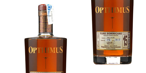 Opthimus Ron 15 Años de 700 ml Edición Limitada y numerada chollo en Amazon