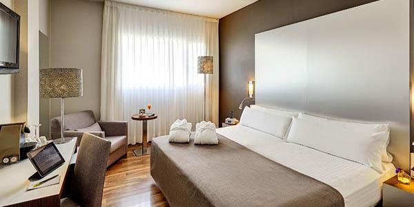 Sercotel Hotel JC1 Murcia oferta alojamiento con spa