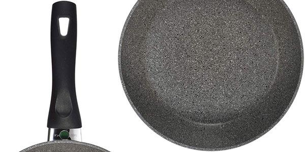 Set x3 sartenes Ballarini Ferrara antiadherentes Granitium Extreme y Thermopoint (20, 24, 28 cm) chollazo en Amazon