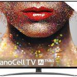 """Smart TV LG 65SM8600 UHD 4K HDR IA de 65"""""""