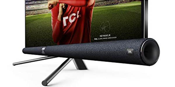 "Smart TV TCL 65DC762 UHD 4K HDR de 65"" con Android TV barato"