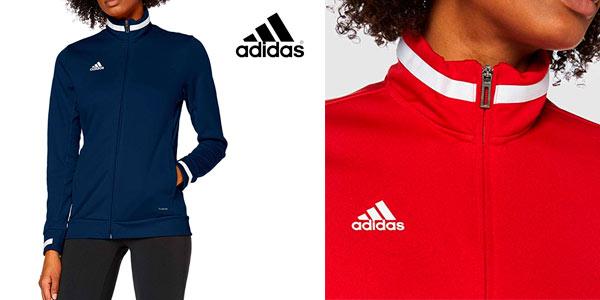 Sudadera Adidas T19 trk jkt w Sport Jacket barata en Amazon