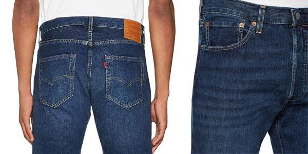Vaqueros Levi's Original Fit Jeans para hombre en oferta en Amazon