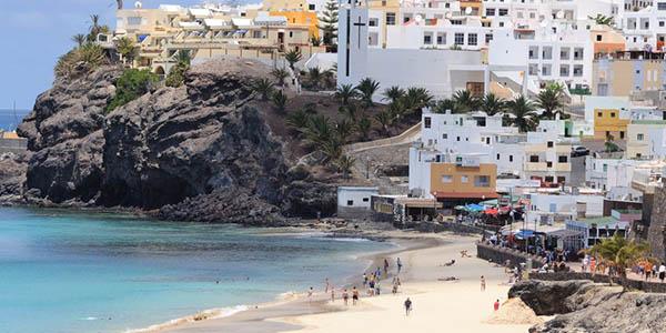 Viaje a Corralejo Fuerteventura oferta alojamiento