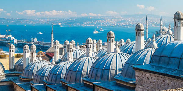 viaje a Estambul en hotel de primera categoría chollo