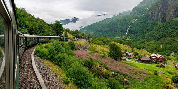 viaje organizado por los fiordos noruegos barato