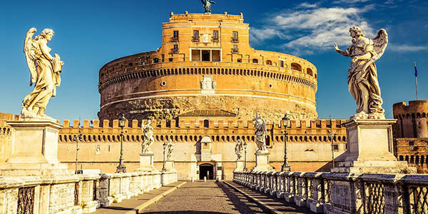 viaje a Roma en oferta con alojamiento céntrico hotel Veneto Palace