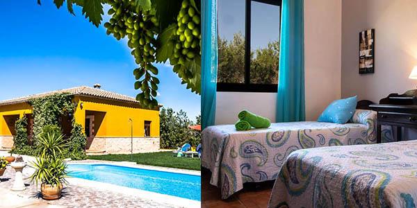 Villa Lucrecia casa rural en Osuna oferta