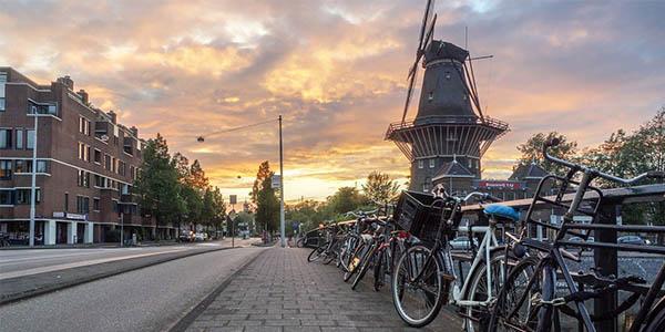 vuelos baratos a Ámsterdam desde España