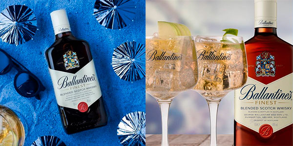 Whisky Ballantine's Finest de 1.000 ml barato