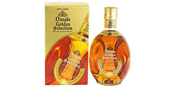 Dimple Golden Selection Whisky Escocés de 700 ml barato en Amazom