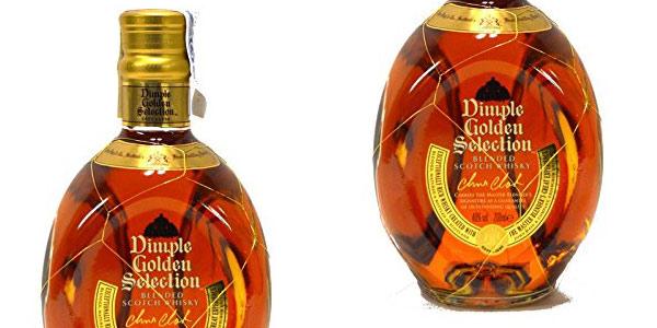 Dimple Golden Selection Whisky Escocés de 700 ml chollo en Amazom