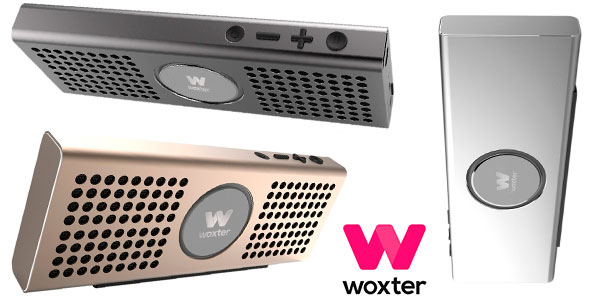 Altavoz portátil Woxter Big Bass BT-20 Bluetooth barato