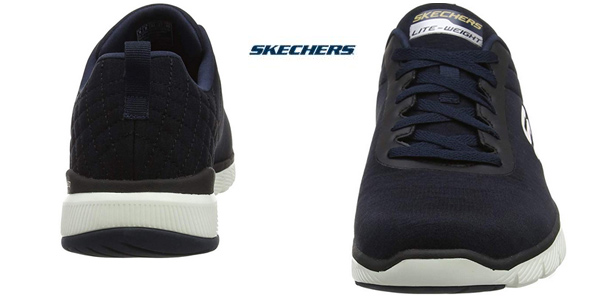 Zapatillas deportivas Skechers Flex Advantage 3.0-Jection para hombre chollazo en Amazon