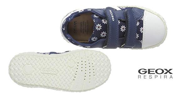 Zapatillas bajas Geox B Kilwi Girl E para bebé chollo en Amazon