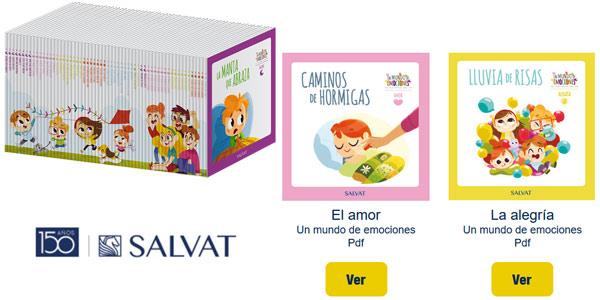5 Audiolibros infantiles gratuitos Salvat GRATIS