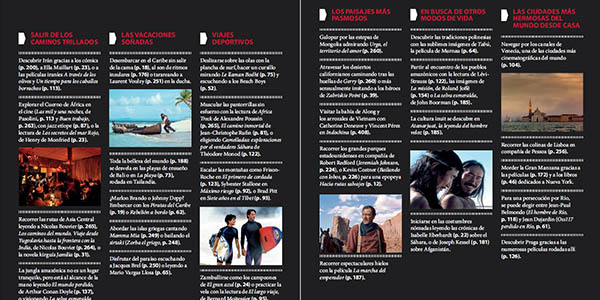 500 formas de viajar desde el sofá en PDF de Lonely Planet