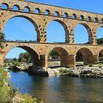 acueducto romano Puente de Gard Francia escapada barata