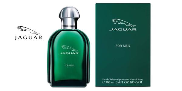 Eau de toilette Jaguar Green de 100 ml para hombre barata en Amazon