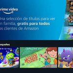 Amazon Prime Video películas infantiles gratis